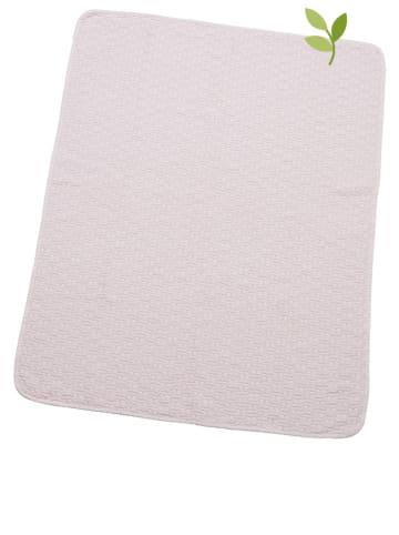 Rätt Start Babydecke in Rosa - (L)100 x (B)75 cm