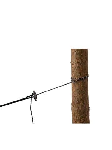 "Amazonas Bevestigingstouw ""Microrope"" zwart/wit - (L)300 cm"