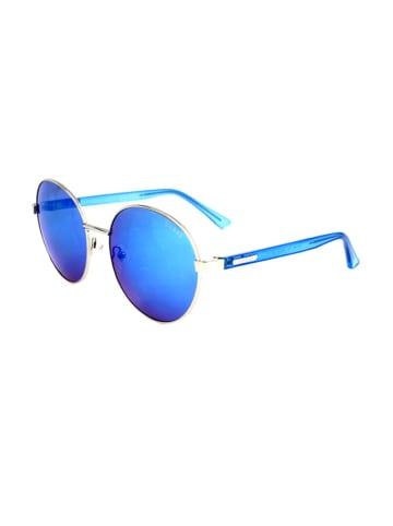 Guess Damen-Sonnenbrille in Blau