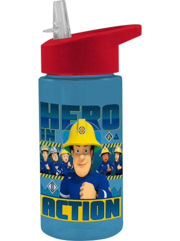 """Feuerwehrmann Sam Trinkflasche """"Sam"""" in Bunt - 400 ml"""