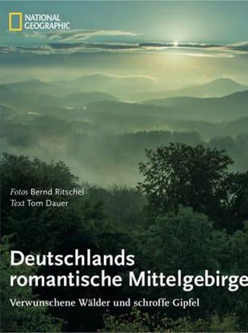 """National Geographic Bildband """"Deutschlands romantische Mittelgebirge"""""""