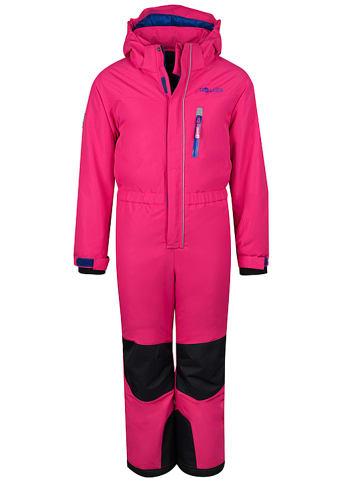 """Trollkids Schneeanzug """"Isfjord"""" in Pink"""