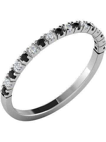 Royal Diamant Złoty pierścionek z diamentami