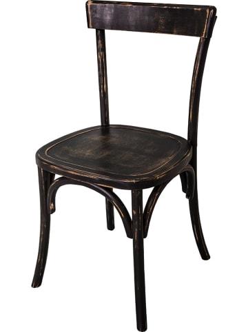"""Anticline Krzesło """"Restaurant"""" w kolorze czarnym - 45 x 86 x 47 cm"""