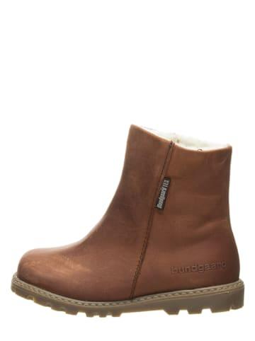"""Bundgaard Leren boots """"Tarok"""" bruin"""