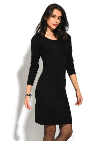 William de Faye Sukienka w kolorze czarnym