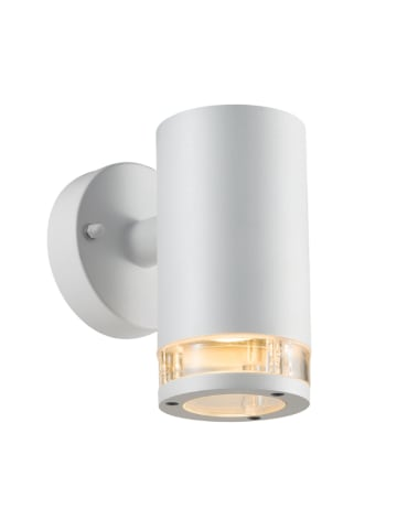 "Nordlux Buitenlamp ""Birk"" wit - energieklasse A++ - (B)9 x (H)17 cm"