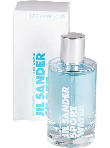 Jil Sander Sport Water - eau de toilette, 50 ml