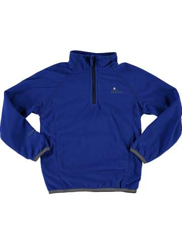 Peak Mountain Fleece trui blauw
