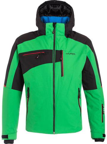 "Hyra Ski-/snowboardjas ""Kitzbuehel"" groen"