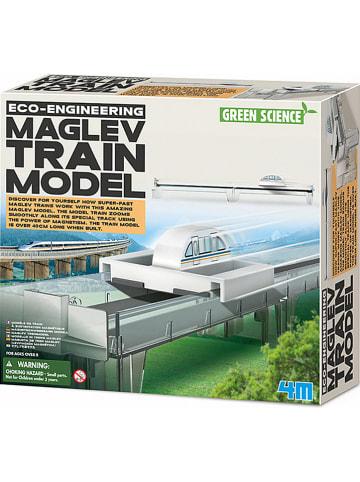 """4M Zestaw budowlany """"Maglev Train Model"""" - 8+"""