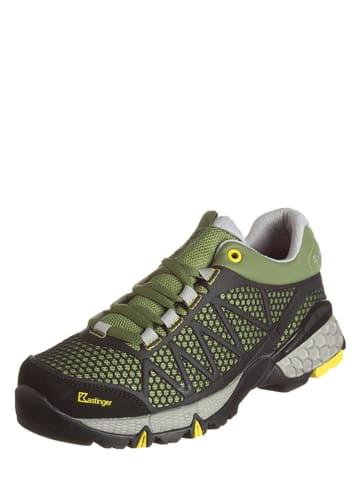 """Kastinger Trekkingschoenen """"Trekking 4"""" groen/zwart"""
