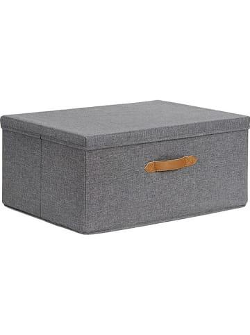STORE IT Ordnungsbox in Anthrazit - (B)54 x (H)25 x (T)40 cm