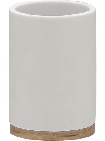 Sealskin Tandenborstelhouder wit - (H)10,5 cm