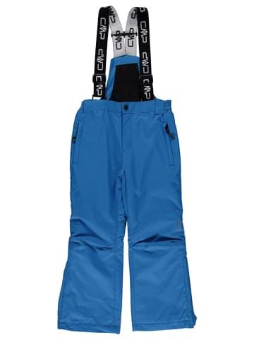 CMP Spodnie narciarskie w kolorze niebieskim