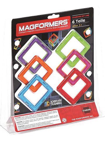 "MAGFORMERS 6-delige magneetspeelset ""Standard Line"" - vanaf 3 jaar"