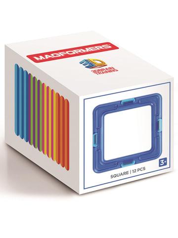 "MAGFORMERS 12-delige magneetspeelset ""Square"" - vanaf 3 jaar"