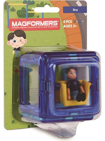 """MAGFORMERS 6-częściowy zestaw akcesoriów """"Boy"""" - 3+"""