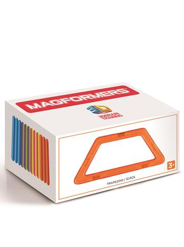 "MAGFORMERS 12-delige magneetspeelset ""Trapezoid"" - vanaf 3 jaar"