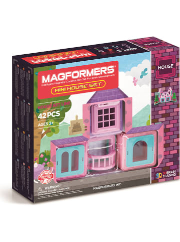 """MAGFORMERS 42-częściowy zestaw magnetyczny """"Mini House"""" - 3+"""