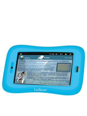 Lexibook 3D-Tablett-Hülle in Blau - 7''
