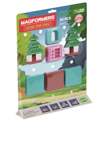 """MAGFORMERS 20-delige accessoireset """"House Tree"""" - vanaf 3 jaar"""