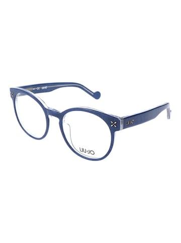 """Liu Jo Oprawki """"LJ2649"""" w kolorze niebieskim"""