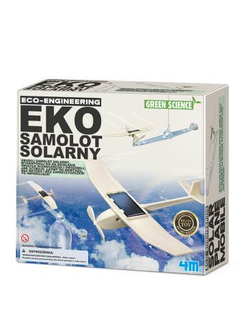 """4M Zestaw naukowy """"Eko samoloty solarne"""" - 8+"""