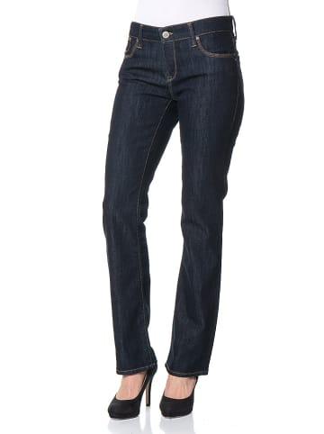 "Mavi Jeans Jeans ""Mona"" - Straight Leg - in Dunkelblau"