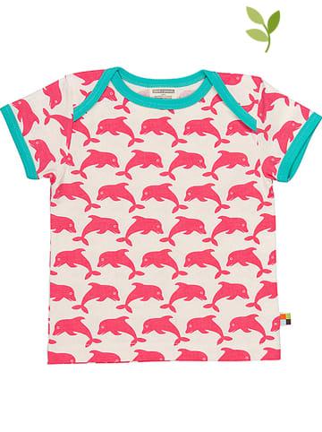 Loud + proud Shirt koraalrood
