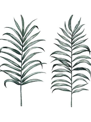"Gigi Nouelle Gerahmter Kunstdruck ""Palm Painting"" - (B)40 x (H)50 cm"