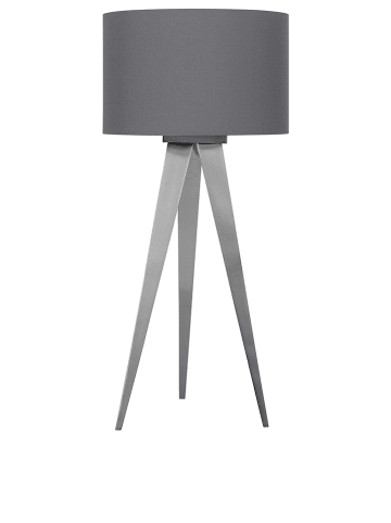 Näve Staande lamp grijs/nikkel - (H)61,5 x Ø 28 cm
