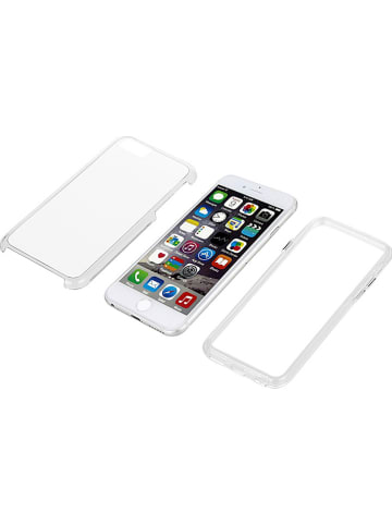 WHIPEARL Full body case voor iPhone 6/6s transparant