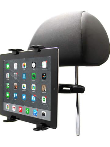 WHIPEARL Tablet-hoofdsteunhouder zwart