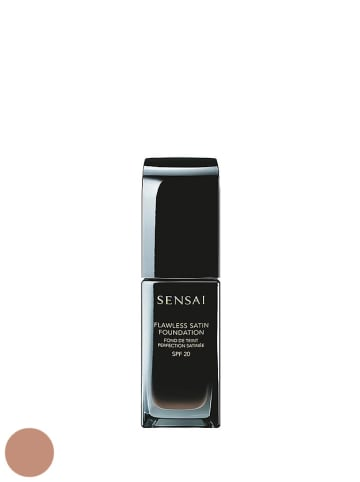 "SENSAI Foundation ""Flawless Satin Foundation - 103 Sand Beige"", 30 ml"