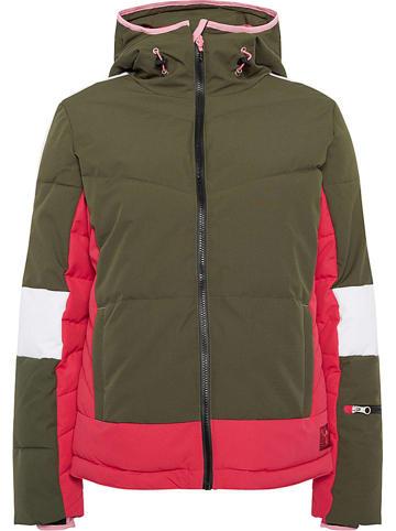 "Chiemsee Ski-/ Snowboardjacke ""Berta 2"" in Khaki"