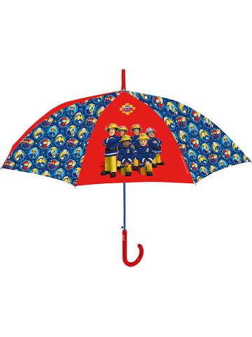 """Feuerwehrmann Sam Paraplu """"Brandweerman"""" rood/blauw - (L)42 cm"""