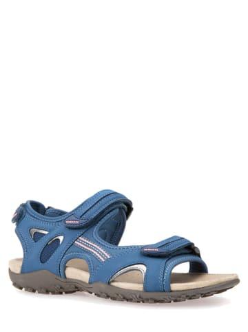 "Geox Sandalen ""Strel"" blauw"