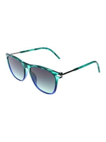 Marc Jacobs Herren-Sonnenbrille in Grün-Blau/ Grau
