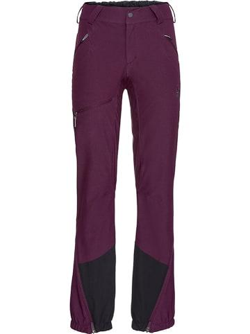 """Odlo Spodnie softshellowe """"Intent"""" w kolorze fioletowym"""
