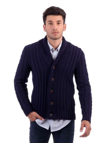 Polo Club Vest donkerblauw