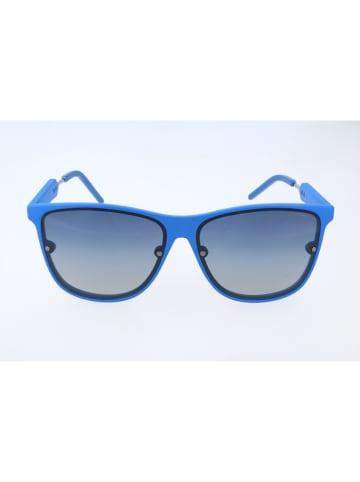 Polaroid Herenzonnebril blauw