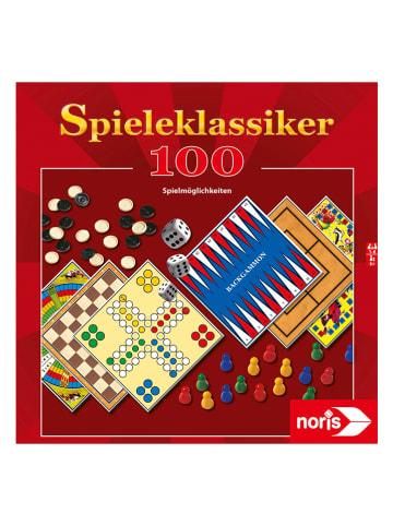 """Noris Spielesammlung """"Spieleklassiker - 100 Spielmöglichkeiten"""" - ab 6 Jahren"""