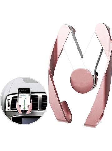 Evetane Kfz-Smartphone-Halterung in Roségold
