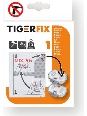 """Tiger Zelfklevende montageset """"Tigerfix Type 1"""""""