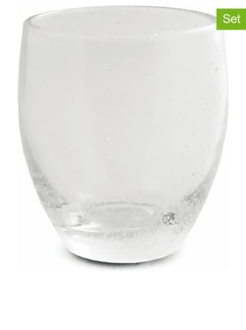 "Villa d´Este 6-delige set: glazen ""Acapulco"" - 280 ml"