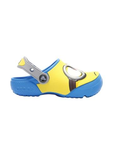"Crocs Crocs ""FunLab - Minions"" blauw/geel"