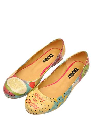 """Dogo Ballerina's """"Fruits Club"""" meerkleurig"""