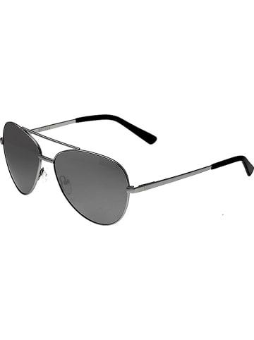 "Bertha Damen-Sonnenbrille ""Bianca"" in Silber"