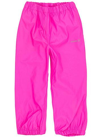 Kamik Spodnie przeciwdeszczowe w kolorze różowym